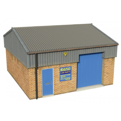 44-0090 Small Industrial Unit