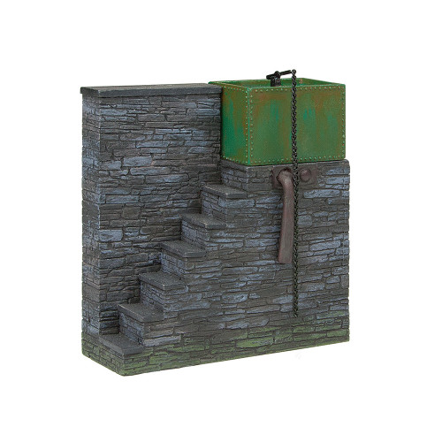 44-0102 Scenecraft Narrow Gauge Slate Built Water Tower