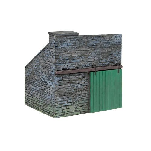 44-0103 Scenecraft Narrow Gauge Slate Built Coal Store