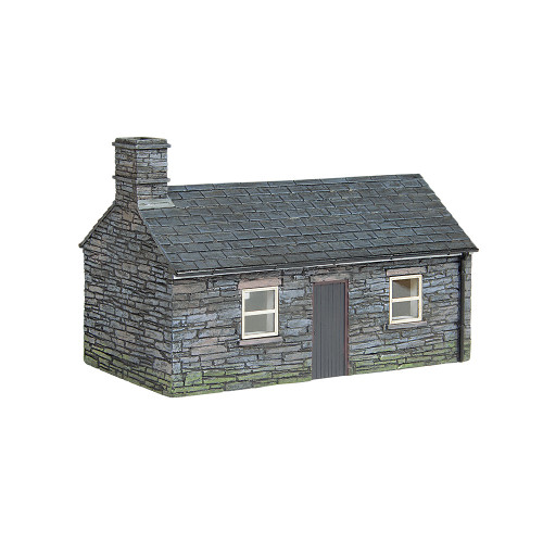 44-0108 Scenecraft Narrow Gauge Slate Worker's Cottage