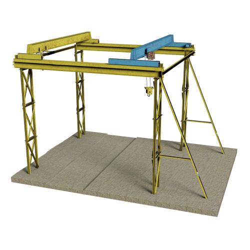 44-0111 Scenecraft Steel Frame Crane