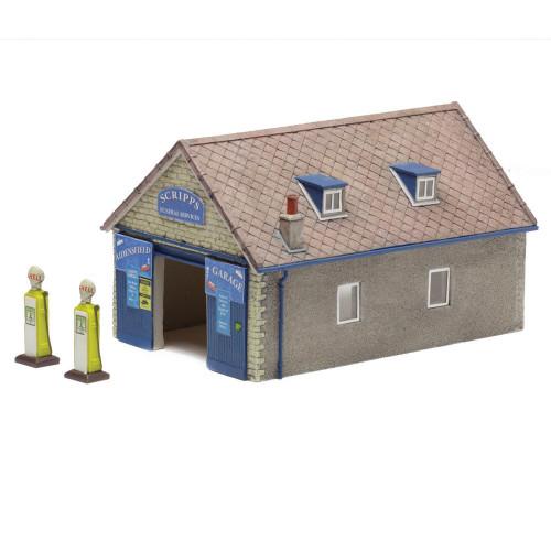 44-0156 00 Gauge Goathland Garage