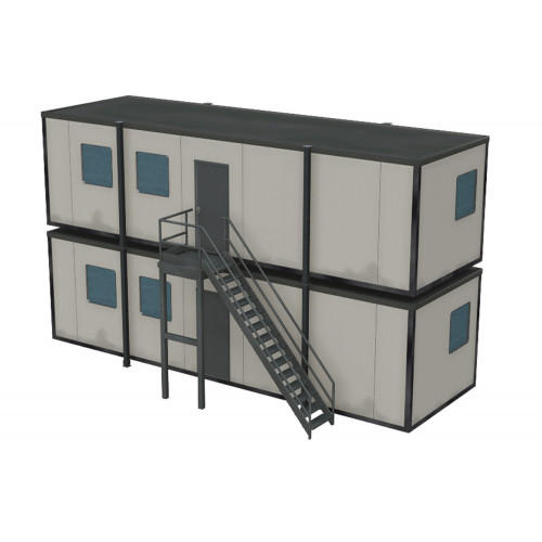 44-081 Portable Offices 130mm x 55mm x 77mm