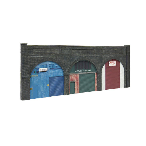 44-287 Low Relief Railway Arches