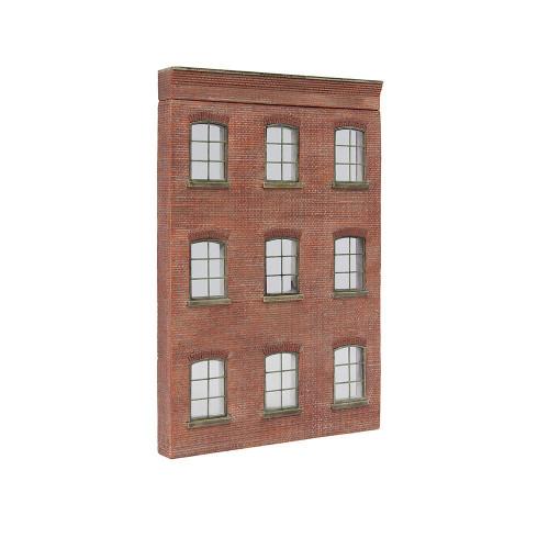 44-289 Low Relief Modular Mill Facade
