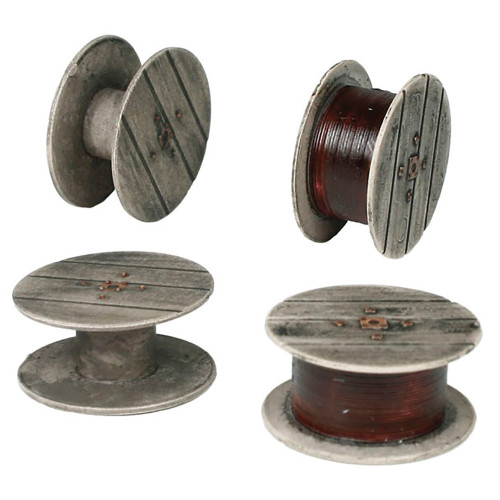 44-504 Cable Drums (x4)