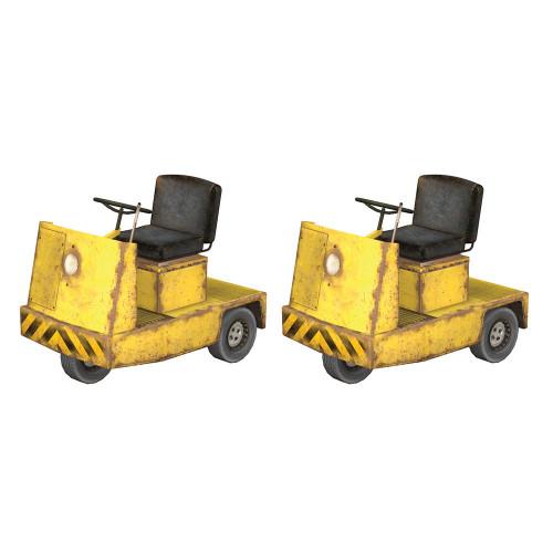 44-539 Platform Tractor Unit (x2)