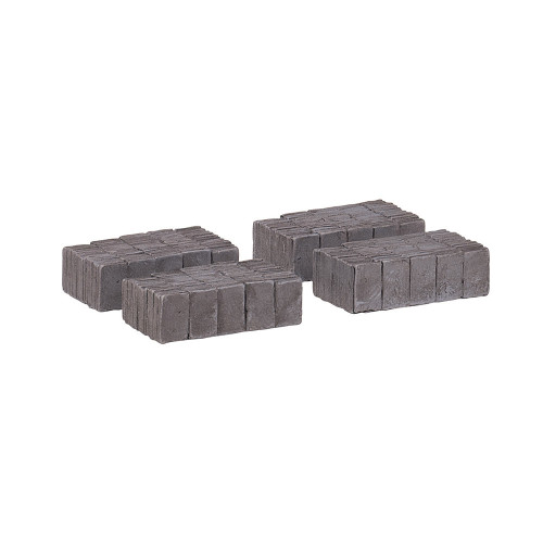 44-579 Scenecraft Narrow Gauge Slate Loads for Wagons