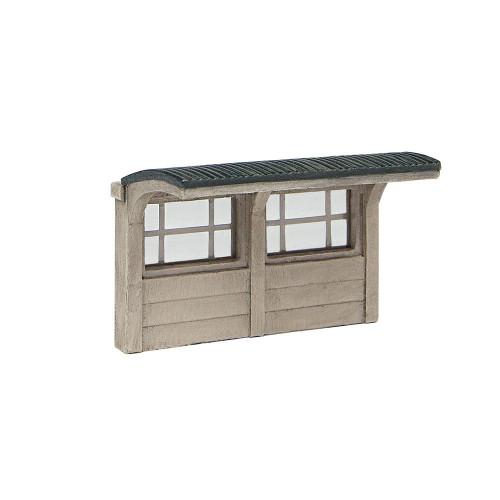 44-593 Concrete Bus Shelter