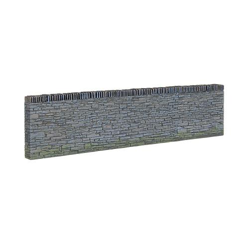 44-599 Scenecraft Narrow Gauge Slate Retaining Walls