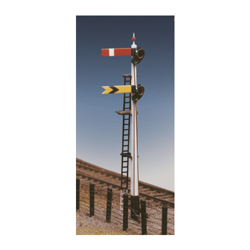462 Ratio Kit GWR Lower Quadrant Home & Distant Signal with Square Post