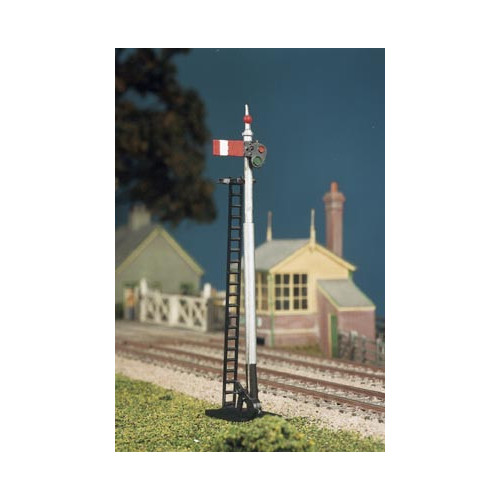 467 Ratio Kit GWR Round Post (2 Single Post Signals) - 00 Gauge