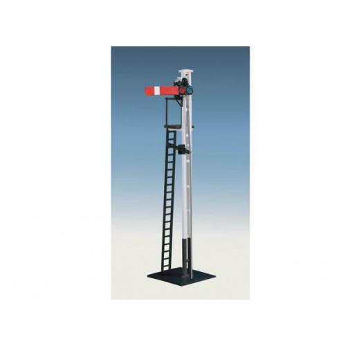 493 Ratio Kit 00 Gauge SR Rail Built Signal Kit, Upper Quadrant