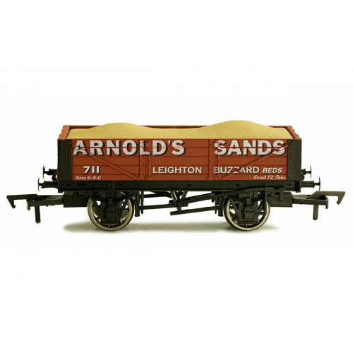 4F-040-019 4 Plank Wagon Arnold Sands No.711
