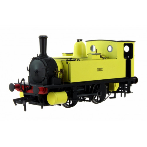 4S-018-010 B4 0-4-0T Tank Locomotive in Sussex Yellow Livery