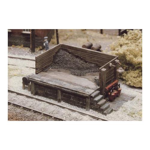 505 Ratio Kit Coaling Stage - 00 Gauge