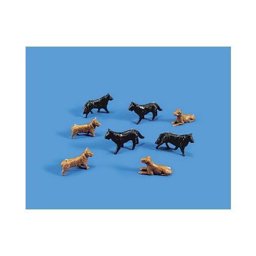 5102 Modelscene 00 Gauge Dogs