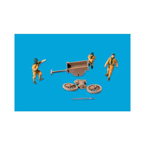 5124 Modelscene 00 Gauge Scouts & Trek Cart