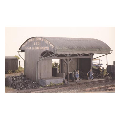 525 Ratio Kit Coal / Timber Merchants