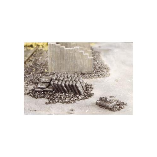 526 Ratio Kit Coal Sacks (48 per pack) - 00 Gauge