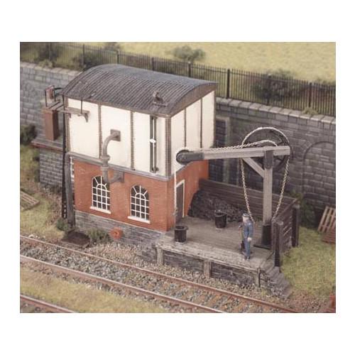 540 Ratio Kit Locomotive Servicing Depot