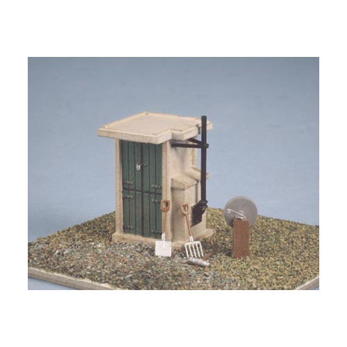 549 Ratio Kit Fogmans Hut - 00 Gauge