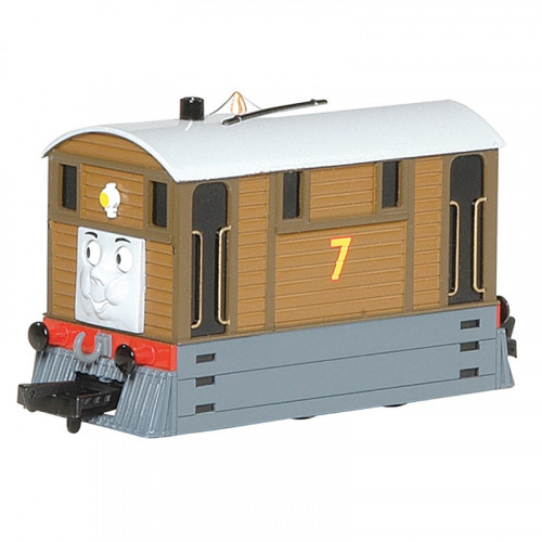 58747BE Toby The Tram Engine with Moving Eyes