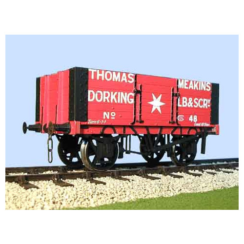 7035M 6 Plank Open Wagon Thomas Meakins Dorking