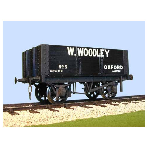 7035W 6 Plank Open Wagon W Woodley Coal Merchants Oxford