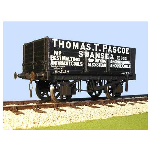 7036P Ten Ton Wagon Thomas T Pascoe Coal Merchant Swansea