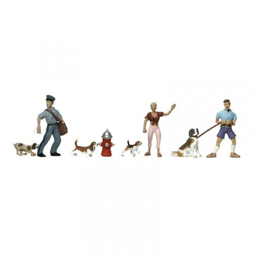 A1827 HO People And Pets