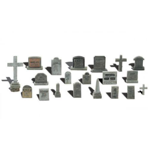 A2164 N Gauge Tombstones
