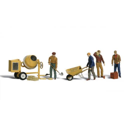 A1901 Masonry Workers