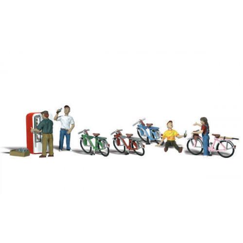 A2194 N Gauge Bicycle Buddies