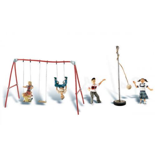 A1943 Playground Fun