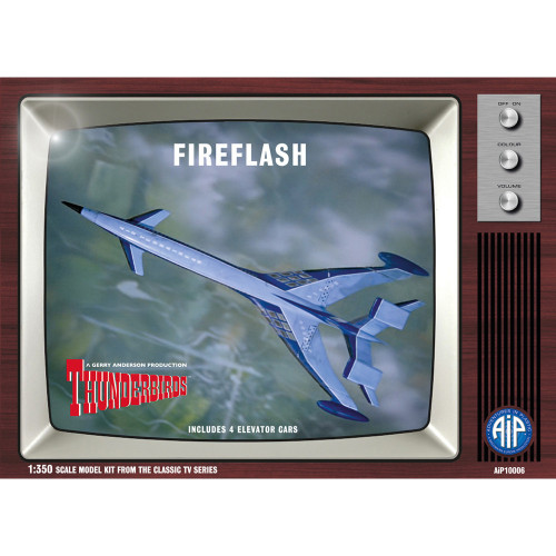 AIP10006 1:350 Scale Fireflash Plastic Construction Kit