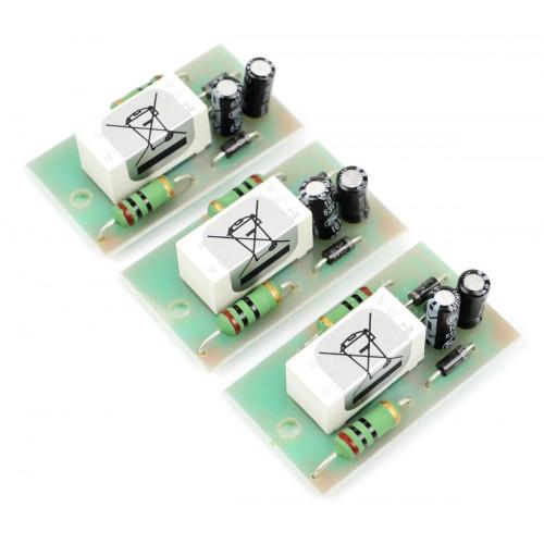 BPDCC80 DCC Autofrog x 3 Pack
