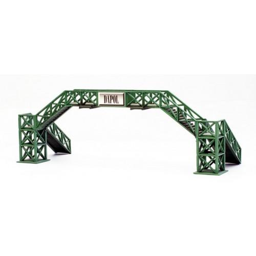 C004 Platform / Trackside Footbridge Plastic Kit
