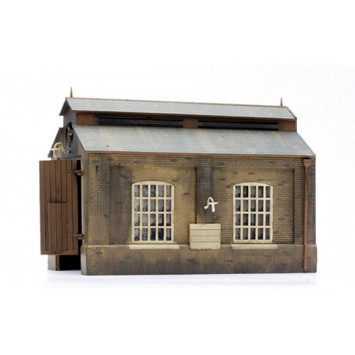 C007 Engine Shed Plastic Kit