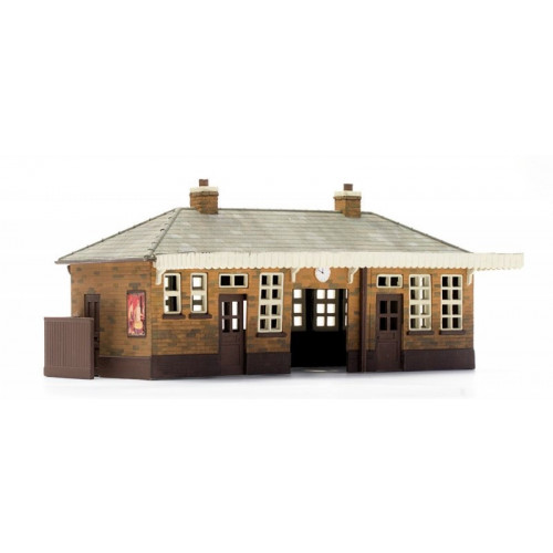 C014 Booking Hall Plastic Kit
