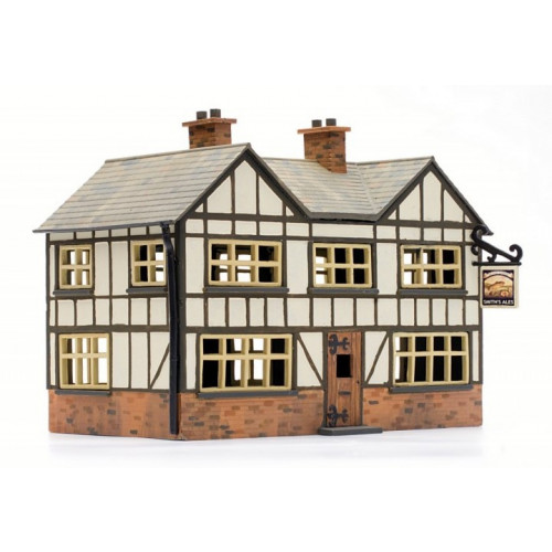 C025 Country Inn Plastic Kit