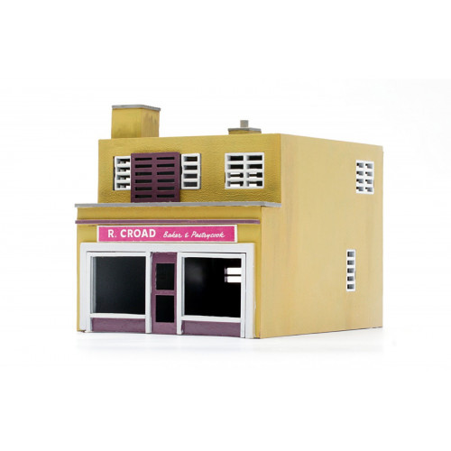 C031 Shop and Flat