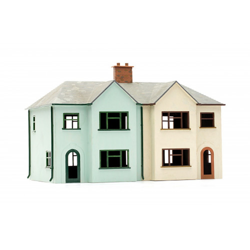 C057 Pair of Semi-Detached Houses