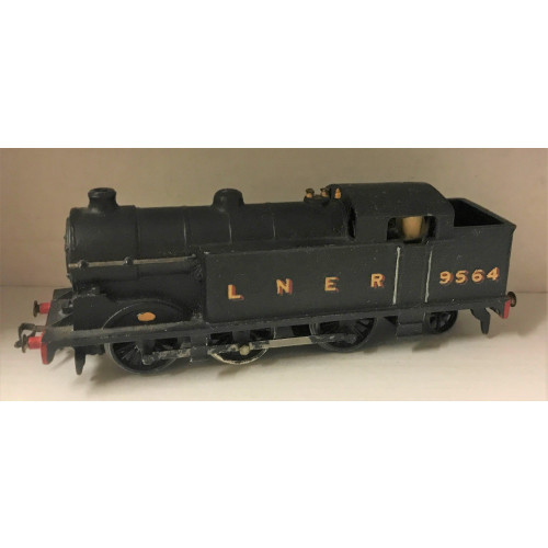 Hornby Dublo 0-6-2 Tank Locomotive No.9564 in LNER Black