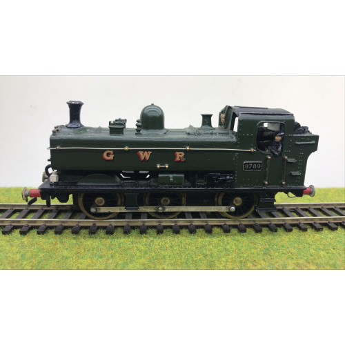Kit Built Class 5700 0-6-0T Pannier Tank Locomotive No.9789 in GWR Green