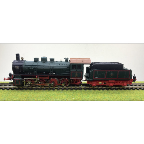 Piko HO Scale 6330 0-8-0 BR52 Steam Locomotive No.5216 in Prussian Green Livery