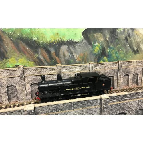 Kit Built L & Y 2-4-2T Class 3P Steam Locomotive No.1031