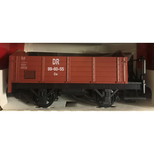 LGB 41060 O Gauge Clipped End Wagon