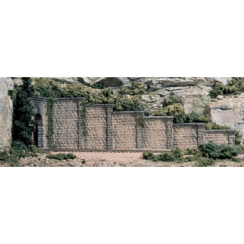 WC1159 N Cut Stone Retaining Wall Concrete (x6)
