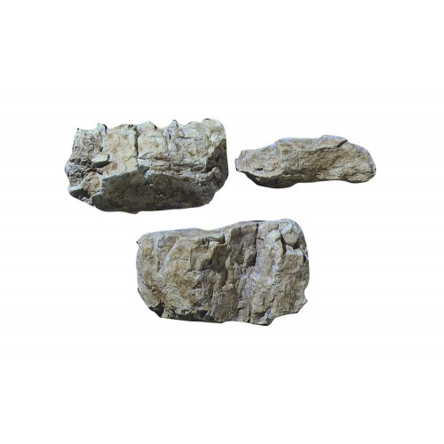 "WC1234 Random Rocks Rock Mould (5""x7"")"